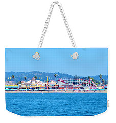 Santa Cruz Boardwalk  Weekender Tote Bag