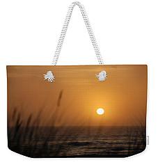 Santa Cruz Sunset Weekender Tote Bag