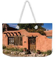 Santa Fe Adobe Weekender Tote Bag