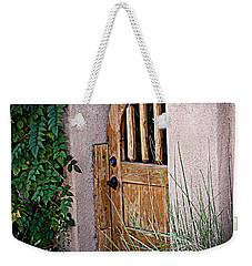 Santa Fe Gate Weekender Tote Bag by Patrice Zinck