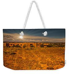 Santa Fe Landscape Weekender Tote Bag