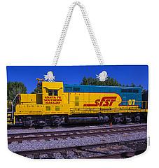 Santa Fe Southern Railway Engine Weekender Tote Bag