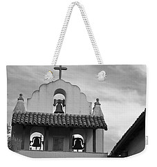 Santa Ines Mission Bell Tower Weekender Tote Bag