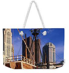 Santa Maria Replica Photo Weekender Tote Bag