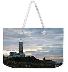 Santander Lighthouse - Spain Weekender Tote Bag