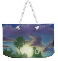 Santee Sunset 02 Weekender Tote Bag