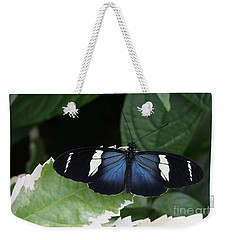 Sara Longwing Butterfly Weekender Tote Bag