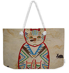Sarah's Cat Weekender Tote Bag