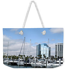 Weekender Tote Bag featuring the photograph Sarasota Fl Usa by Oksana Semenchenko