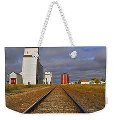 Saskatchewan Prairies Weekender Tote Bag