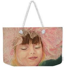 Sassy In Tulle Weekender Tote Bag