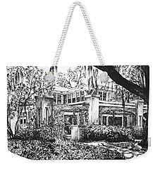 Savannah Living Weekender Tote Bag