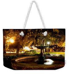 Savannah Romance Weekender Tote Bag