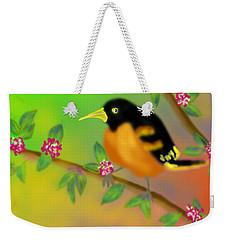Weekender Tote Bag featuring the digital art Save My Beautiful World by Latha Gokuldas Panicker