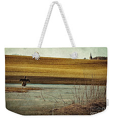Scarecrow's Realm Weekender Tote Bag