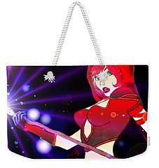 Scarlett Lights 1a Weekender Tote Bag