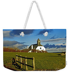 Scene From Giants Causeway Weekender Tote Bag by Nina Ficur Feenan
