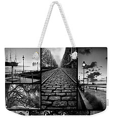 Scenes From Savannah Weekender Tote Bag