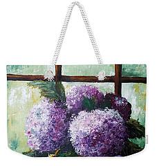Scent Of Memories Weekender Tote Bag by Vesna Martinjak