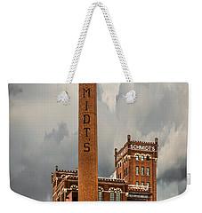Schmidt Brewery Weekender Tote Bag by Paul Freidlund