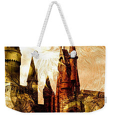 School Of Magic Weekender Tote Bag