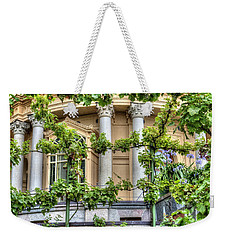 Schwerin Castle Windows. Weekender Tote Bag