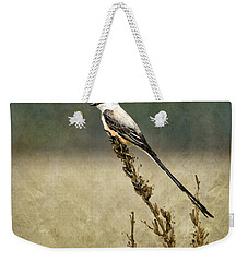 Scissortailed-flycatcher Weekender Tote Bag by Betty LaRue