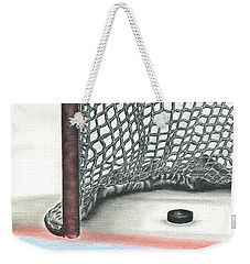 Score Weekender Tote Bag by Troy Levesque
