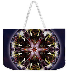 Scorpio Moon Warrior Weekender Tote Bag