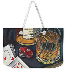 Scotch And Cigars 4 Weekender Tote Bag