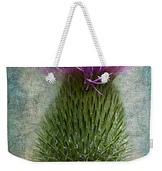 Scotch Thistle Weekender Tote Bag