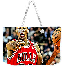 Scottie Pippen Weekender Tote Bag