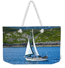 Scottish Sails Weekender Tote Bag
