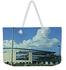Scottrade Center Home Of The St Louis Blues Weekender Tote Bag