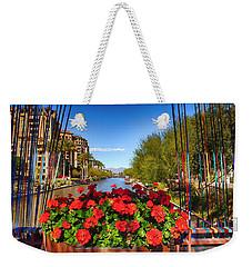 Scottsdale Waterfront Weekender Tote Bag