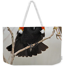 Screaming Meenie Weekender Tote Bag