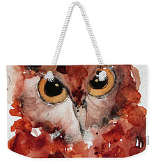 Screech Weekender Tote Bag