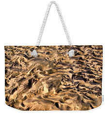 Sculpture By The Tide Weekender Tote Bag