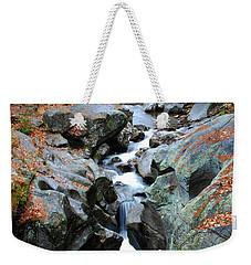 Sculptured Rocks Weekender Tote Bag