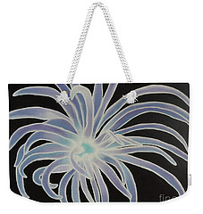Sea Anemone Weekender Tote Bag by Dianna Lewis