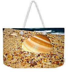 Sea Beyond The Shell Weekender Tote Bag by Kaye Menner