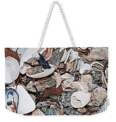 Sea Debris 1 Weekender Tote Bag by WB Johnston