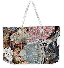 Sea Debris 2 Weekender Tote Bag by WB Johnston