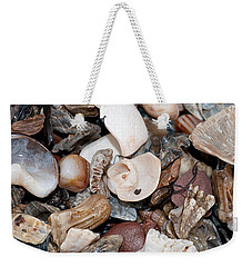 Sea Debris 3 Weekender Tote Bag by WB Johnston