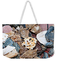 Sea Debris 4 Weekender Tote Bag by WB Johnston