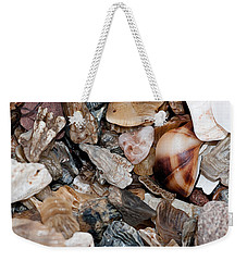 Sea Debris 5 Weekender Tote Bag by WB Johnston