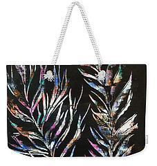 Sea Ferns Weekender Tote Bag