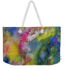 Sea Garden Weekender Tote Bag by  Heidi Scott