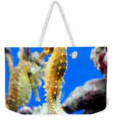 Sea Horses Weekender Tote Bag