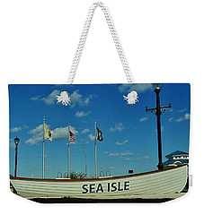 Sea Isle City Weekender Tote Bag